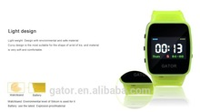 Water resistance small gps personal trackers with 3 authotized cell phone numbers--Caref Watch