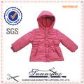 roupas sunnytex 2014 design crianças jaqueta de inverno quente e respirável vestuário