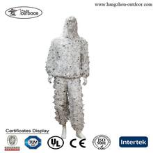 Alta calidad de la nieve Ghillie suit, Ejército Ghillie suit, Camo Ghillie traje proveedor