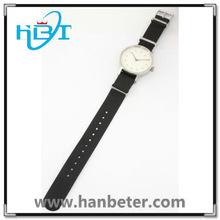 CE/ROHS passed super quality 1-3atm waterproof customize nylon strap watch
