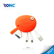 promotion gifts useful micro usb data charge cable for mobile