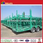 heavy duty car/vehicle carrier vehicle semi trailers (skeleton/ Box type optional)