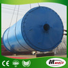 2014 Europe standard used tires pyrolysis machine to heavy oil