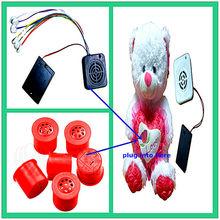 OEM/ODM plush teddy bear with sound