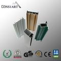 Diversified anodizado de aluminio barra plana