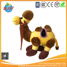 camel animal shaped stuffed toy