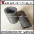 de alta calidad pura de alta de laboratorio utilizado de carbono grafito crisol
