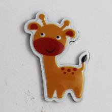Customized cartoon magnetic frige sticker,frige magnet