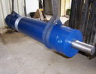 Manufacturing of New Cylinder Rods / Tubes / Other Cylinder Parts for Replacement