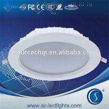 2014 led downlight eyeshield 10W led downlight accessories