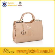 custom logo handbag