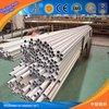 6063 aluminum profile tube,customized size aluminum tube fence,OEM