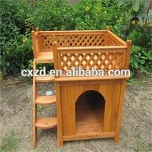China Customer Made Wooden Pet Cage