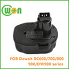 14.4V Brand new replacement battery for dewalt cordless drill battery rechargeable