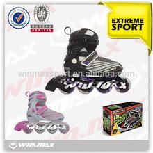 new custom kids cougar inline skate, inline skate wheel roller inline skate for hot sale