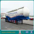 China Shandong 3 eixo massa farinha caminhão do portador de reboque em Dubai