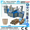 Automatic high speed and low pullution paper core tube making machine