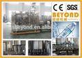 Automática de botellas de pet embotelladora de agua mineral mecánica/aparato/dispositivo de rey de la máquina