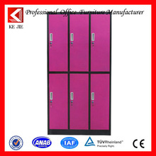 Office use steel locker cheap new model wardrobe folding wardrobe in pune