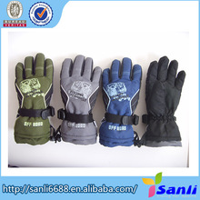 Hot Sale kid performance ski gloves