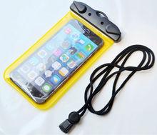 Waterproof Phone Bag For Iphone Pouch Case Underwater 20 Meters--Free Sample