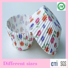 colorful cupcake liners paper cups cake baking trays wedding favor
