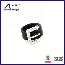 Precios baratos clásico y Simple diseño tambor anillo de cierre
