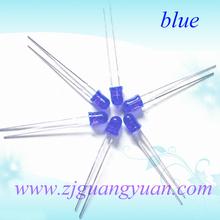 5mm blue led diodes