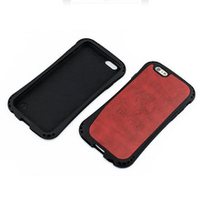 pu case , Best quality and hard to crash Fashion Style pu case for iphone 6