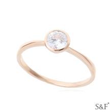 Multifunctional gold wedding ring made in China