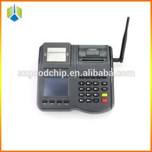 New arrival WIN CE RFID MSR 3G WIFI printer QR scanner pos terminal GC026A