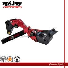 BJ-LS-001 OEM custom bike motorcycle adjustable shorty brake brembo clutch lever