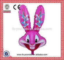 rabbit animal shaped balloons