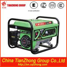 cheap price yamaha type 5kw/6.25kva open type gasoline generator set