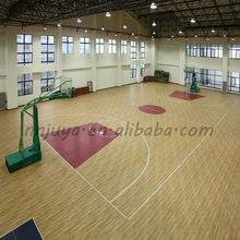 Factory direct Multi-purpose interlocking plastic oudoor/indoor synthetic basketball court floor manufacturer