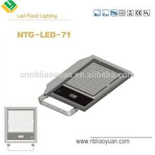 Adjustable tile angle design high intensity IP66 china supplier outdoor flood light/LED flood lighting