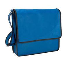 cheap messenger bag made by non woven with custom logo