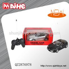 Rc car loja, 4 canais controle remoto bateria de carro