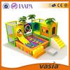 Kids plastic LLDPE Indoor Playground, children preschool soft play toys,indoor playground equipment for sale