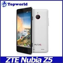 HOT!!! Android 4.1 Qualcomm APQ8064 Quad Core CDMA EVDO 800MHz ZTE Nubia Z5