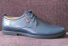 laced up casual shoes men oxford shoes with crepe sole