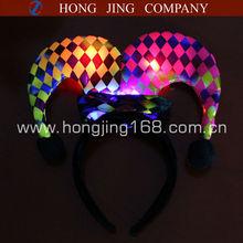 China wholesale led headband,light up headband for halloween