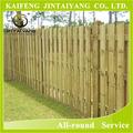 bon prix de cèdre naturel clôtures de jardin en bois