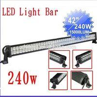 Truck Rock Crawler led cree 72w truck roof light bar