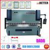 CNC hydraulique presse plieuse bending machine