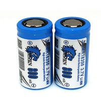 IMREN IMR18350 battery 800mAh 3.7V Li-Mn rechargeable battery VS EH batttery for e-cig mod