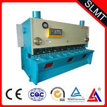 QC11Y Hydraulic Shearing Machine , Iron Cutting Machine , Steel Shearing Machine