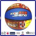 vendita calda promozionale personalizzata logo in gomma basket peso