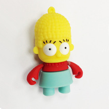 cheap goods from china simpsons Memory Usb Flash Drive/usb card/usb key 500gb For Cooperation Activities LFN-221