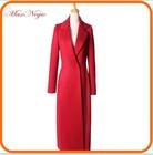 OEM make in china woolen ladies coat dress suits